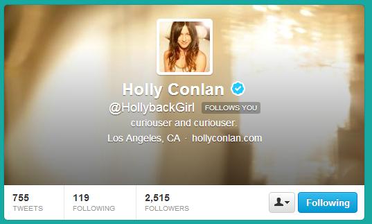 holly conlan twitter